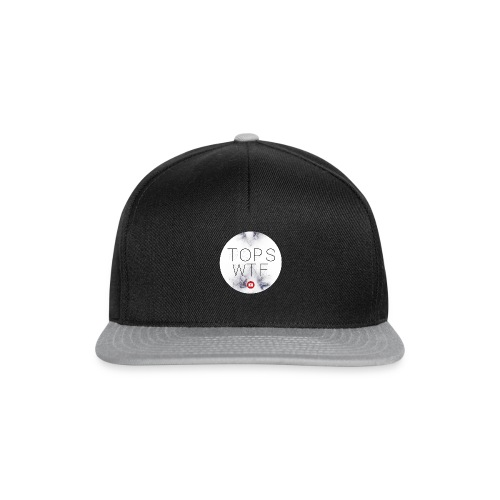 Official TOPS WTF T-Shirt - Snapback Cap