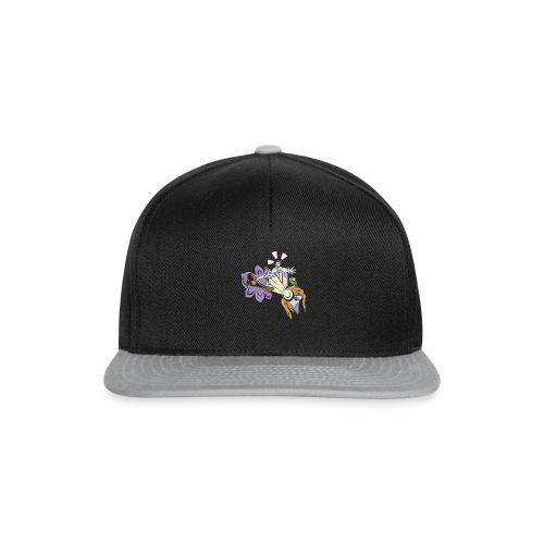 Spring Doodle - Snapback cap