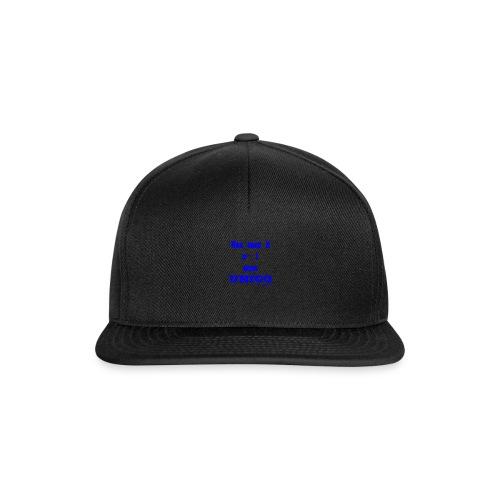 Unico #FRASIMTIME - Snapback Cap