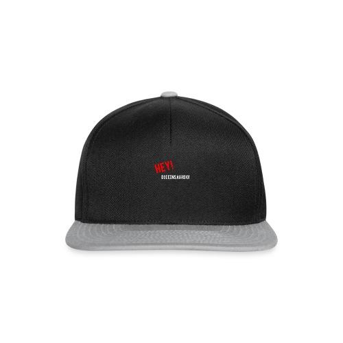 Hey doe eens aardig - Snapback cap