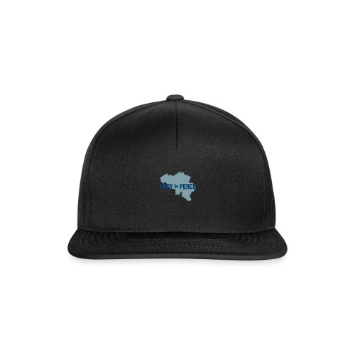 Woman Pray for Brussels - Snapback Cap