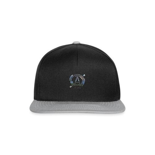 AlphaOfficial Logo T-Shirt - Snapback Cap