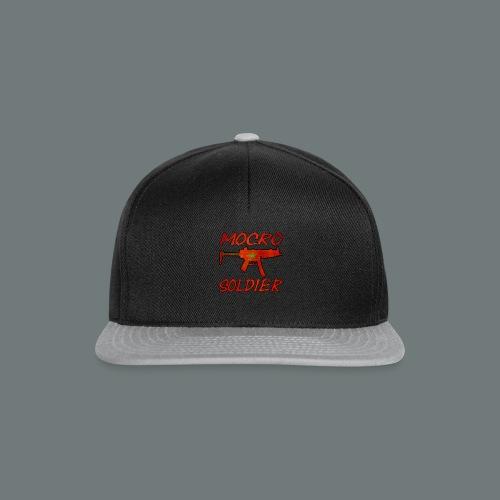 Mocro Soldier Trui (Heren) - Snapback cap