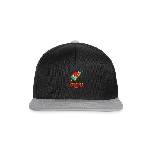 superbadluck - SPACEODDITY - Snapback Cap
