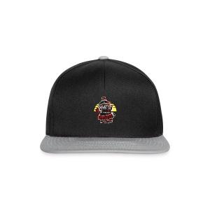 Paint the way you Print - Black - Snapback cap