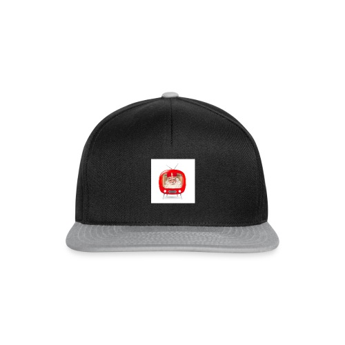 Video van Sint T-Shirt - Snapback cap