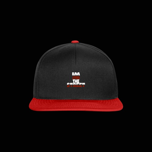 IMLOVINGTHESTREET - Snapback Cap