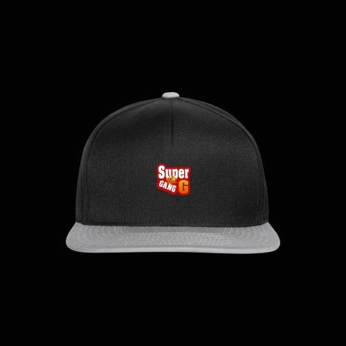 SuperG-Gang - Snapback Cap