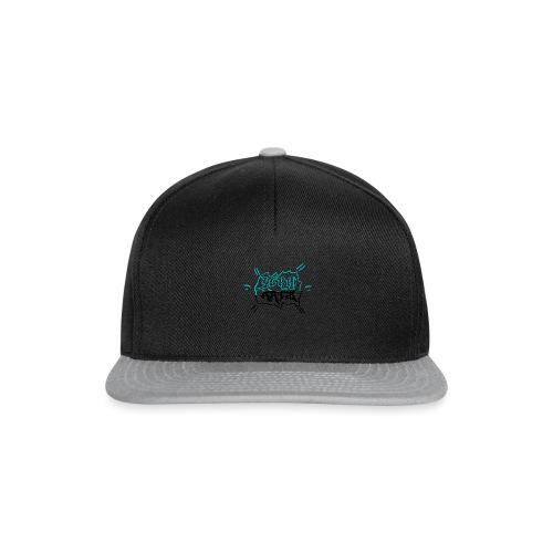 Men Long Sleeve Shirt - Snapback cap