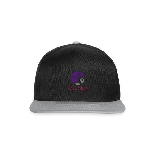 Fit & Style shirt - Snapback cap