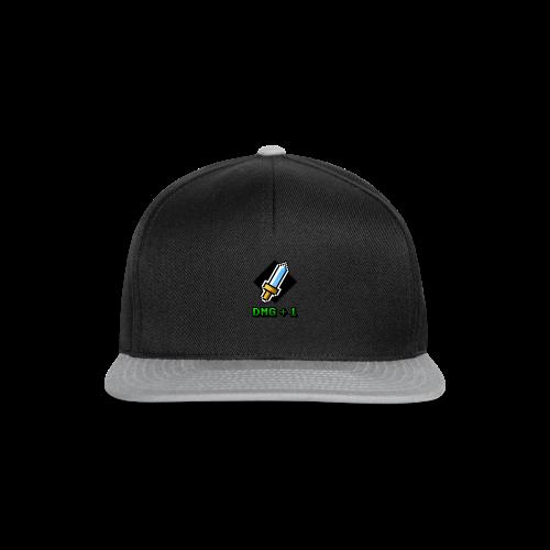 DMG+1 - Snapback Cap