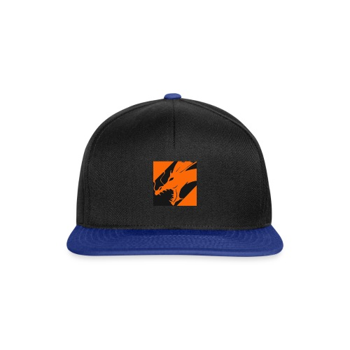 Dragon Orange - Snapback cap
