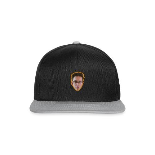 T-shirt met ginger hoofd op - Snapback cap