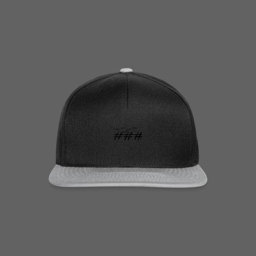 M8 astag - Snapback Cap