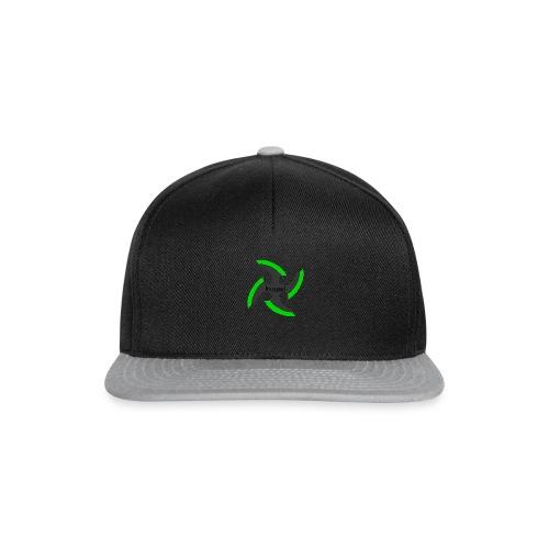 black-ronin-throwing-star-jpg_1 - Snapback Cap
