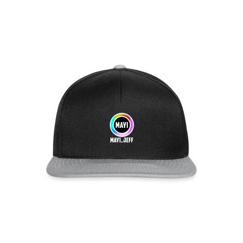 Mayi_Jeff - Men T-Shirt - Snapback Cap