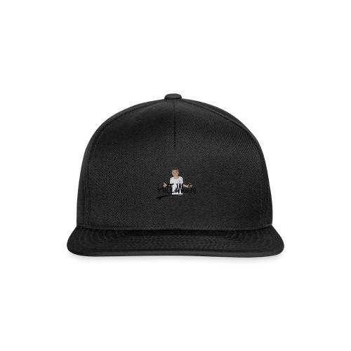 HetIsWesley T-Shirt - Snapback cap