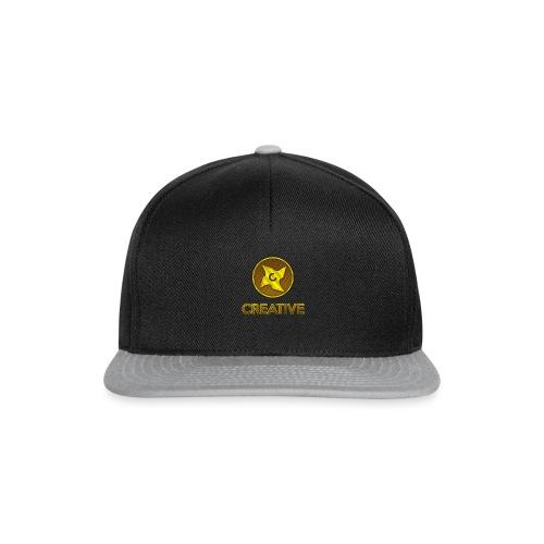 Creative logo shirt - Snapback Cap