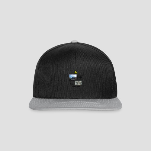 no nuclear button Who is next? - Snapback Cap