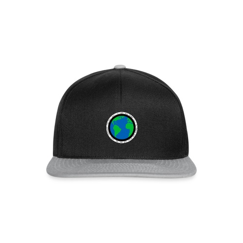 We are the world - Snapback Cap