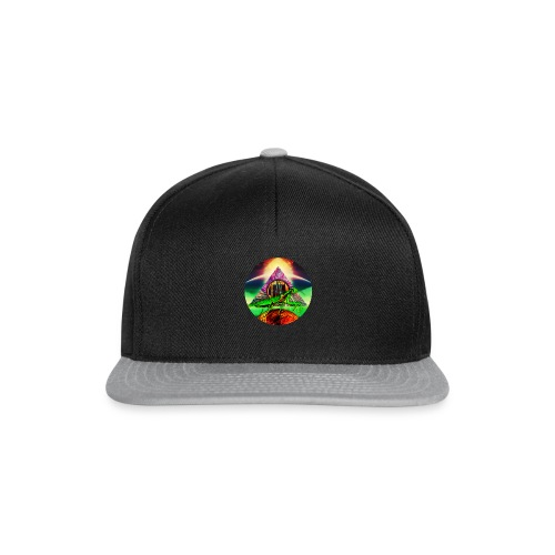 Leafy Disc - Snapback-caps