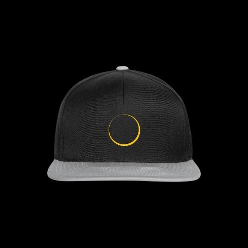 ECLIPSE - Yellow Sun - Snapback Cap