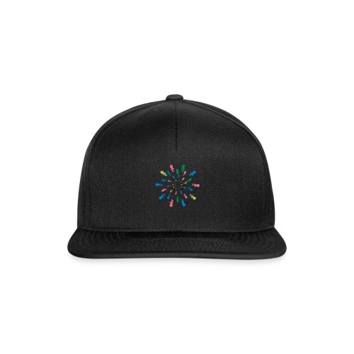 People of the word ( Type 1) - Snapback Cap