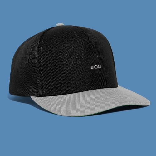Moto - Life is better on the road - Casquette snapback
