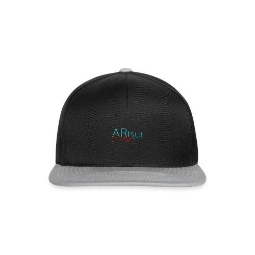 ARtsurKing Logo - Snapback Cap