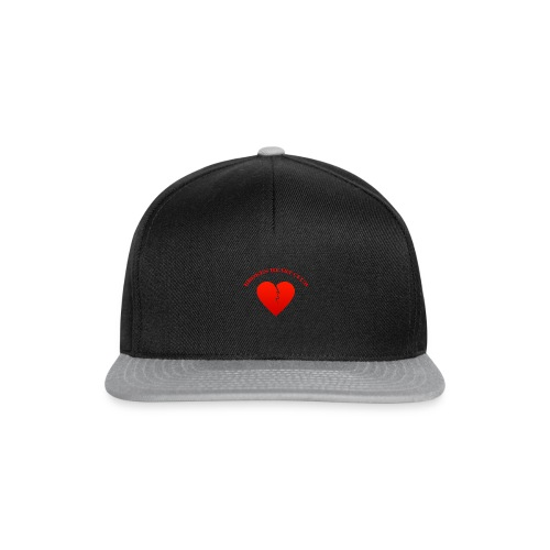 BrokenHeartClub - Snapback Cap
