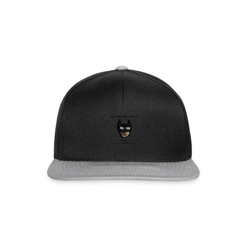 MASK - Snapback Cap