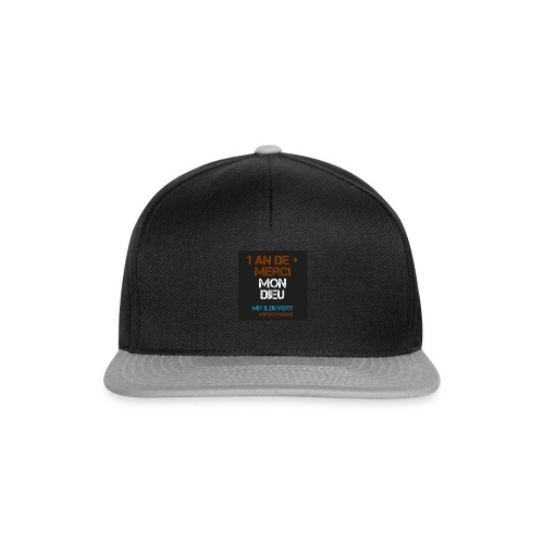 MMD - Casquette snapback