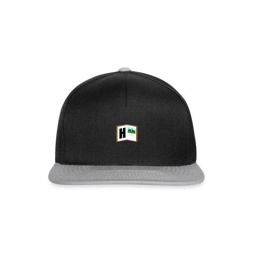 Hyttebok Logo - Snapback-caps