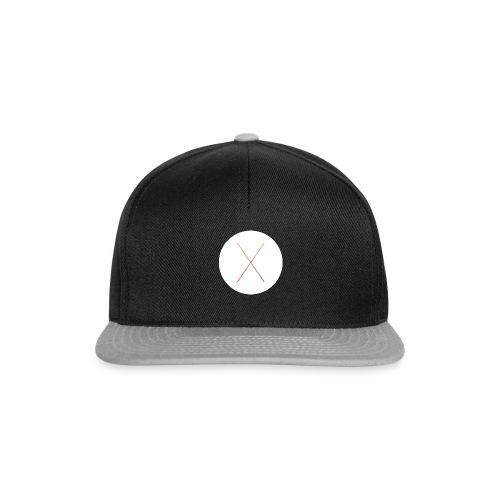 x design - Snapback Cap