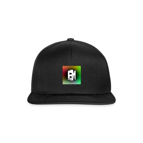 ElectroMetal_Logo - Snapback Cap