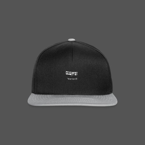 No Prot Only Training - Casquette snapback