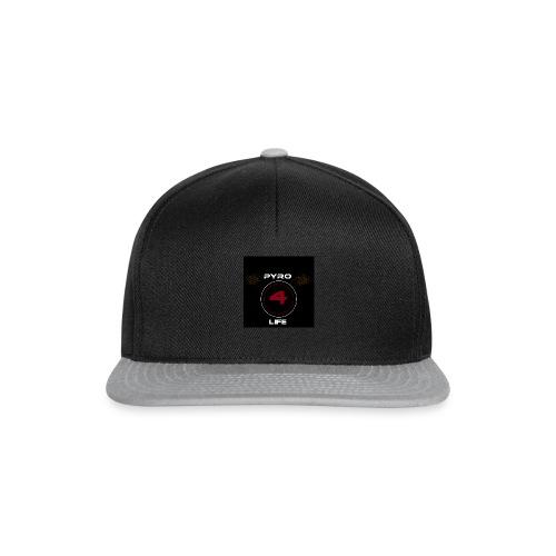 Pyro4Life - Snapback Cap
