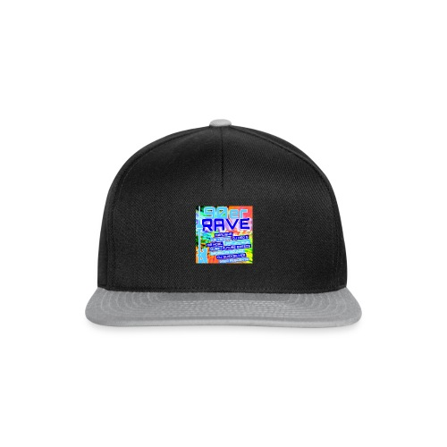 90erRave - Snapback Cap
