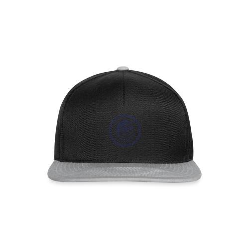 logo_2017-bleu - Casquette snapback