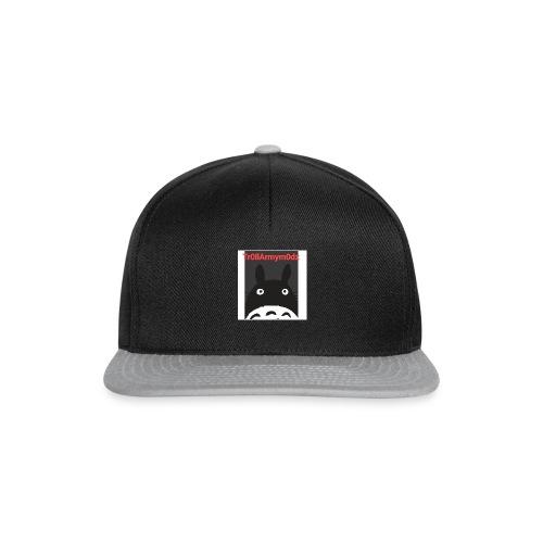 Tr0llArmyMerch - Snapback Cap