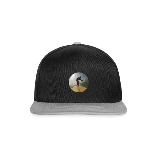 Isle_of_Surfing - Snapback Cap