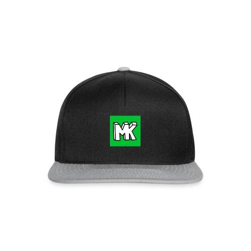 MK - Snapback cap