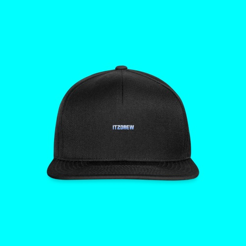 ITZDREW MERCH - Snapback Cap