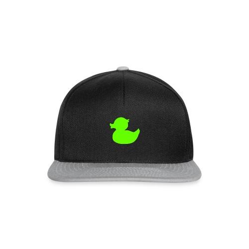 Green Duck - Snapback cap