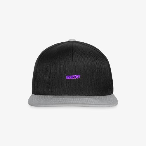 KrazyJoy - Snapback Cap