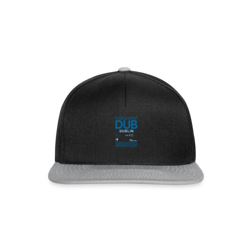Dublin Ireland Travel - Snapback Cap