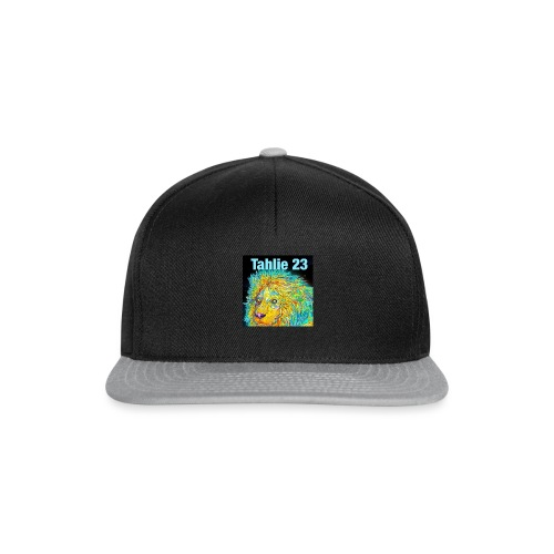 Tahlie 23 lion logo - Snapback Cap