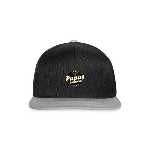 Papas Barbecue ist das Beste (Premium Shirt) - Snapback Cap