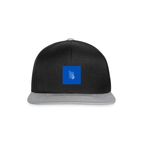 Windy Wings Blue - Snapback Cap