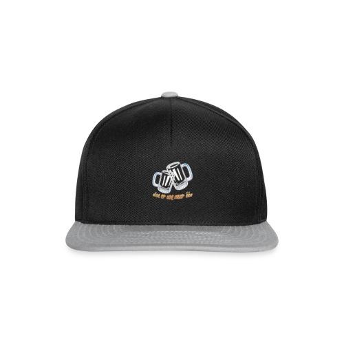 Doe er nog maar een Shirt png - Snapback cap
